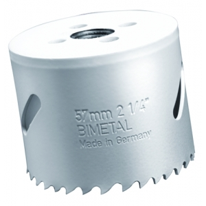 Lochsäge HS-Co8 BI-Metall 57mm PLS-BI57