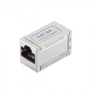 S-IMPULS 08-01045 RJ45 Verbinder Cat6a silber