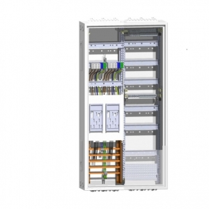 ABN S27EA220 Zählerschrank eHZ 2Z 1V 1APZ sHS IP43 SK2 5polig