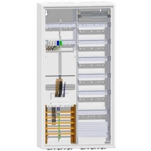 ABN Zählerschrank S27ZA110 1 Zähler + Verteiler mit APZ