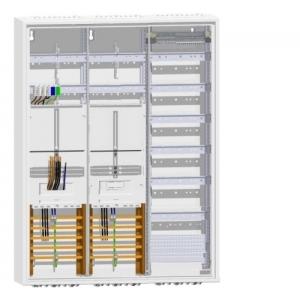 ABN Komplettschrank S37ZA710Z 1 Zähler TSG Verteiler mit APZ