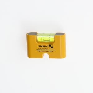 Stabila Wasserwaage Pocket Elektric