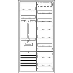 Striebel Komplettschrank 2CPX035805R9999 KS215 3/5A 2Z1SG2RE1V7A2